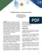 Informe Pratica Electronica de Potencia