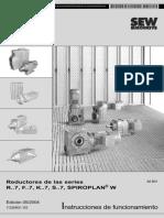 Catalogo Motorreductor