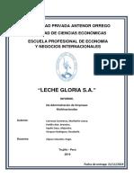 Leche Gloria s.a. Original