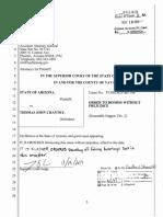 P1300CR201801308 - 11-19-2019 - ORDER  DISMISSING CASE W-O PREJUDICE - D-1