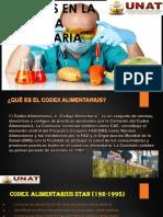 Aditivos en La Industria Alimentaria