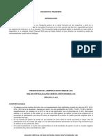Diagnostico Financiero Trabajo Final