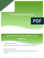 Quantitative Data Analysis.1.Student