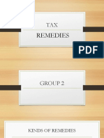 Tax Report 3