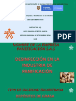 Evidencia 4 Limpieza y desinfección en la industria.León Dario Bañol.pptx