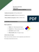 1.Ficha de Seguridad de Grasas Multiuso