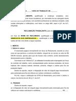 2019812_181538_Reclamação Trabalhista - Modelo