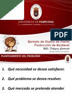 Diseño de planta para la produccion de Biodisel