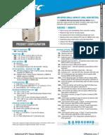 Flujometro GPI OM 006