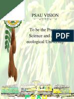 Psau Vision