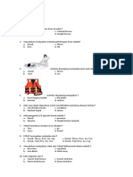 Soal test  pemalang rescue