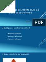 Principios de Arq de Software