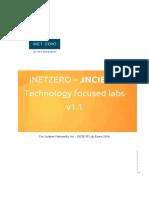 JNCIE-SP Tech lab v1.1