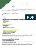 Examen de Enfermeria Medico Quirurgica Oficial