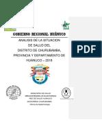 Asis Distrito Churubamba 2018