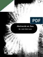 Abstracción en Java