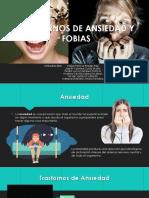 Trastornos de Ansiedad y Fobias (1)