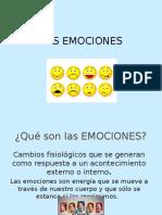 Las Emociones