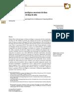 Investigação Dos Fatores Psicológicos e Emocionais de Idosos