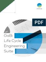 GaBi Life Cycle Engineering Suite 15