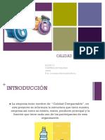 Calidad Compactable- Reporte Ejecutivo
