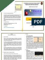 FisiLab Sofware Educativo en Fisica