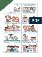 Imagenes de Los Derechos Del Niño