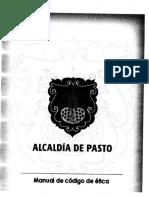 Codigo de Etica v1 Alcaldía Pasto