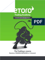eToro Forex Trading Course - First Lesson