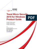 PG - TM Security Windows 2019 - Product Guide GL v1.0