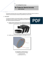Procedimiento de Union de Tuberia Estructurada Con Electrofusion (1)