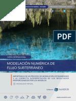 Brochure Modelacion Numerica de Flujo Subterraneo