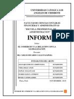 Informe de Derecho Comercial