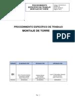 9. TR-PR-OP-011 Procedimiento Montaje de Torres__Aprobado Por Quanta
