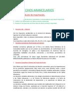 DRECHOS ARANCELARIOS.IF-DERIAN PEÑA ZARATE.docx