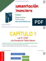 Documentación Financiera