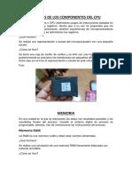 Reporte de Maqueta