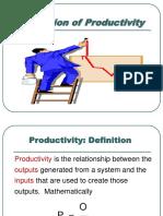 Productivity 4