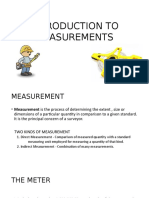 2.Measurements