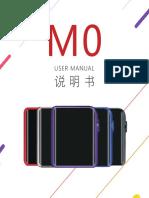 Shanling M0 manual
