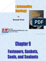Chapter 9 Fastener Gasket and Sealant