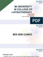 Bedside Clinics IV