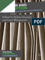 Political Corruption and Governance by Helena Stensöta, Lena Wängnerud - Gender and Corruption-Springer International Publishing_Palgrave Macmillan (2018)