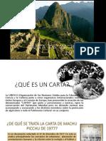 CARTA DE MACHU PICCHU.pptx