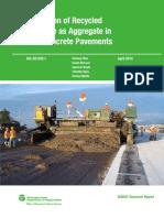 EvaluationofRecycledConcreteasAggregateinNewConcretePavements-1.pdf