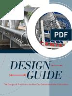AGA Design Guide Galvanized Steel Structures