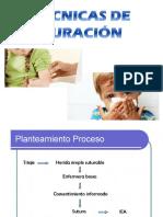 Pediatría / Técnicas de curación