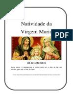 Natividade Da Virgem