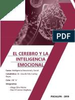 EL CEREBRO Y LA INTELIGENCIA EMOCIONAL - GRUPO N° 2