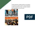 Los Jóvenes Como Actores Estratégicos Del Desarrollo y Ciudadanos Productores